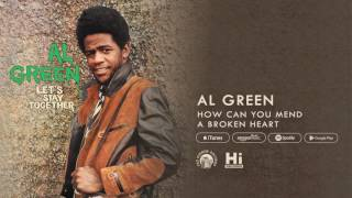 Al Green - How Can You Mend a Broken Heart (Official Audio)
