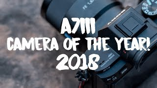 Sony A7iii - Best camera of 2018!