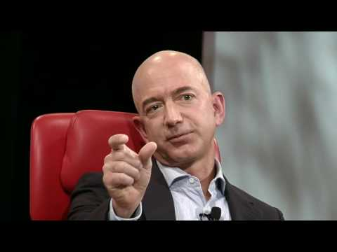 Amazon employee work-life balance | Jeff Bezos, CEO Amazon | Code Conference 2016