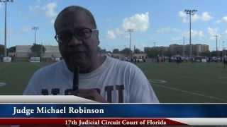 Judge Michael Robinson - 17th Judicial Circuit Court of Florida
