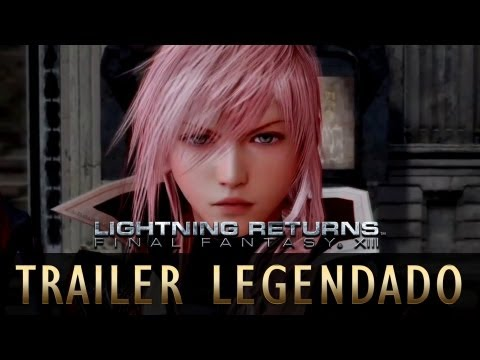 Trailer Legendado Final Fantasy XIII - Lightning Returns