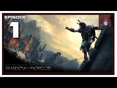 Let's Play Middle-Earth: Shadow Of War With CohhCarnage - Episode 4
