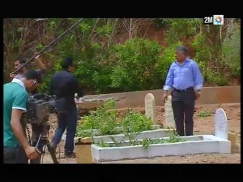 جار و مجرور 2012 - الحلقة الثانية  محمد عاطر و المقبرة HD