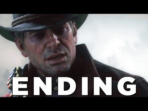RED DEAD REDEMPTION 2 ENDING / EPILOGUE INTRO - Walkthrough Gameplay Part 64 (RDR2)