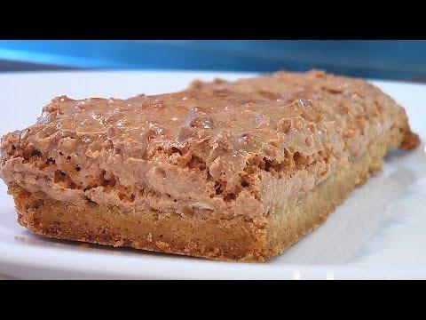 Пирожное Краковское. Очень вкусно!