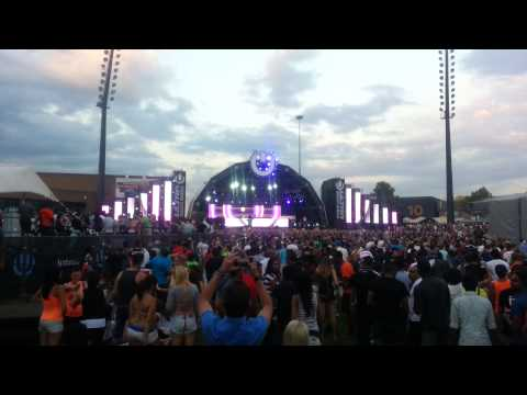 Ultra Music Festival South Africa 2014