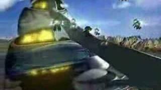 Final Fantasy VIII: Balamb VS Galbadia
