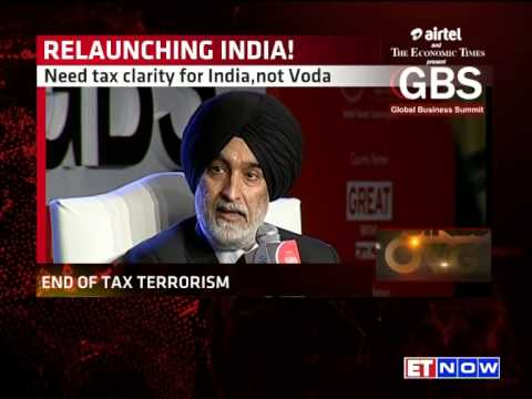 India Inc At Economic Times Global Business Summit On Tax Terrorism & Policy Uncertainty