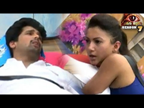 Bigg Boss 7 Gauhar Kushal BIG FIGHT 18th October 2013 FULL EPISODE