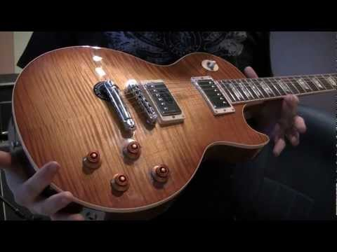 Brand New Gibson 2012 Les Paul Standard Review (Part 1 of 3)