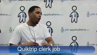 Quiktrip Interview - Clerk
