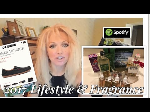 2017 Favorite Fragrance, Jewelry, & Lifestyle -2017 Miscellaneous Yearly Favorites -CATEGORIES BELOW