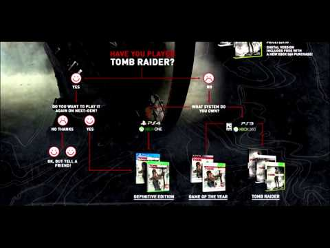 Tomb Raider Definitive Edition Vs Game Of The Year Edition ¿Cual comprar?