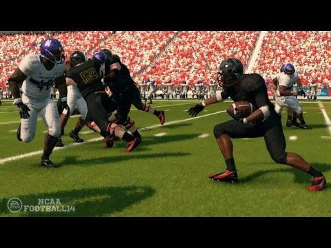 NCAA 14 Nano Blitz - Double Edge Blitz 4-3 Under