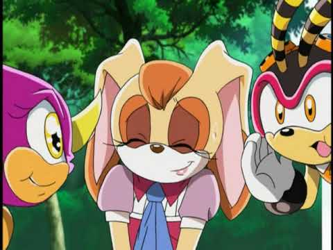 Deleted scenes from Sonic X Episode 78: Team Chaotix Scenes [RAW]
