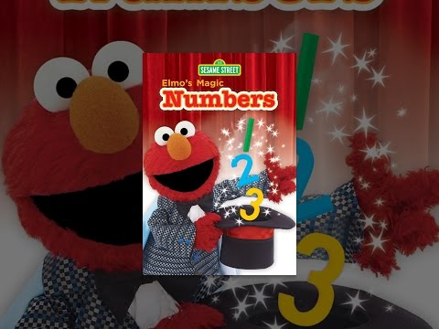 Sesame Street: Elmo's Magic Numbers video