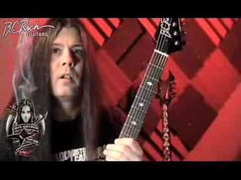 Pat O'Brien - Playing Tribute to Chuck Schuldiner
