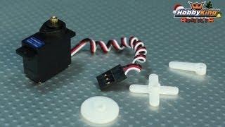 HobbyKing Daily - Turnigy XGD-11MB Digital Mini Servo