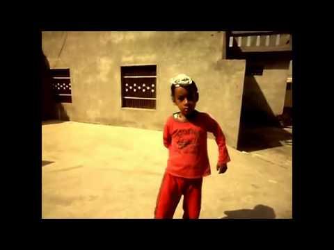 Punjabi Funny Video Of A Kid Singing video