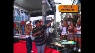 Webbie Video - webbie feat  bun b - gimme that (2005 bet awards preshow)