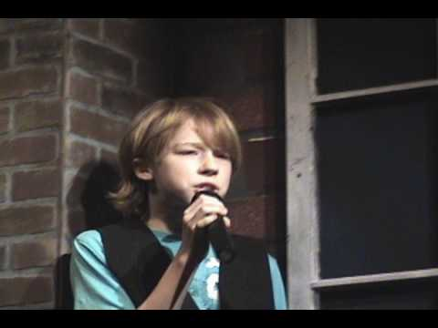 Joey Luthman age 12 JJPZ Showcase Video