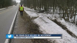 Black ice blamed for fatal accident in Sheboygan County