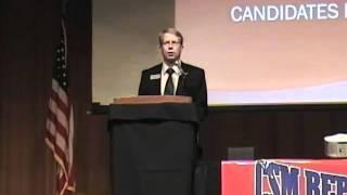 October 1st Debate part 1