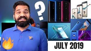 Top Upcoming Smartphones - July 2019 🔥🔥🔥