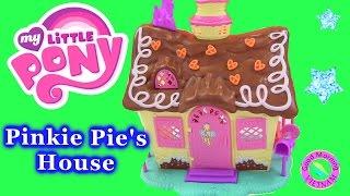 Ngôi Nhà Dễ Thương Của Chú Ngựa Hồng Hào (Bí Đỏ) My Little Pony Pop Pinkie Pie Sweet Shoppe Playset