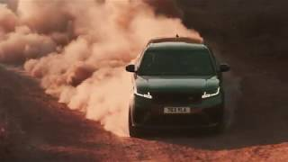 Range Rover Velar SVAutobiography Dynamic Edition – As Capable as it is Powerful
