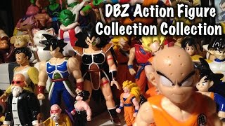 Dragon Ball Z Action Figure Collection Collection