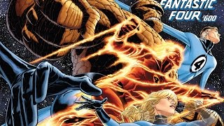 The Four - AMC Mail Bag - Did Marvel Comics Cancel Fantastic Four To Hurt Fox? Crazy Chinese Movie Titles
