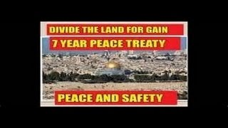 7 Year Peace Deal? The Antichrist Barack Obama Told Abbas 2 Wait Ti