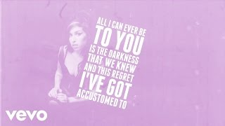 Amy Winehouse - Tears Dry On Their Own (Lyric Video)