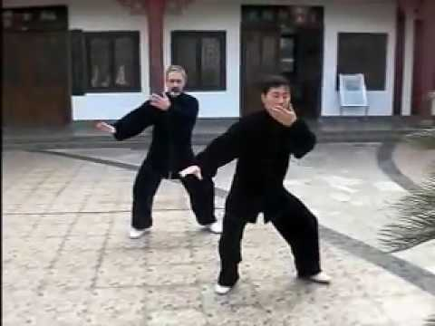 Wu Style Tai Chi Chuan video