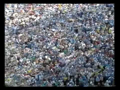 Blackburn Rovers 1  V Manchester City 4 - 7th May  2000 promotion Part 3
