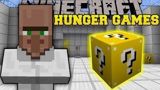 Minecraft: TRAYAURUS LAB HUNGER GAMES - Lucky Block Mod - Modded Mini-Game
