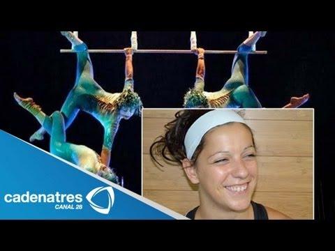 Muere trapecista en pleno show del Cirque du Soleil / Die aerialist in full Cirque du Soleil show