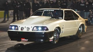 """Street Outlaws' Chuck """"STEALS"""" 1320Video's GoPro!"""