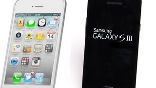 iPhone 5 VS Samsung Galaxy S3 video_ Head-to-head rumours