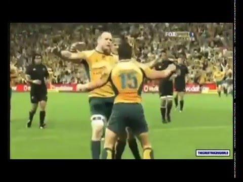 Adam Ashley Cooper Rugby Highlights
