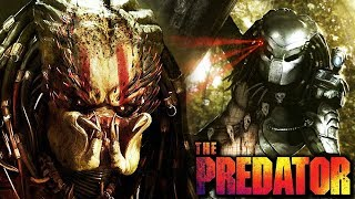 THE PREDATOR MOVIE WILL REFERENCE OTHER PREDATOR MOVIES - ALIEN VS PREDATOR CONNECTION?
