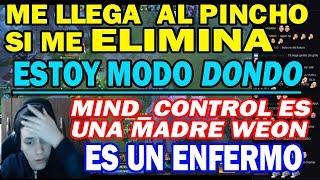 MATTHEW INSULTANDO A MIND_CONTROL POR MALOGRARLE EL DOTA | DOTA 2 COSAS
