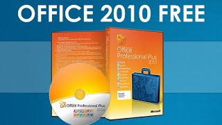 How To Get Microsoft Office 2010 For Free! *New 2016 Tutorial*