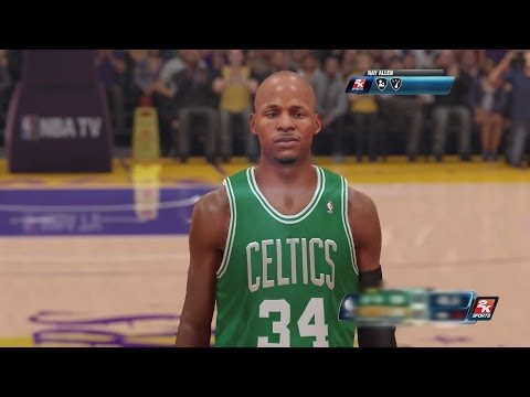 NBA 2K14 PS4 My Team The Old Guys