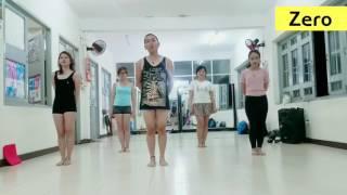 Sexy dance cơ bản