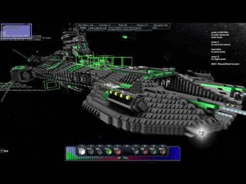 StarMade Ships 1 - I'm lost!
