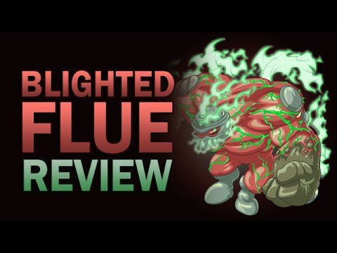 Blighted Flue Review - Miscrits