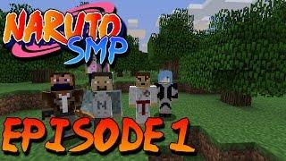 Minecraft Naruto SMP : Episode 1 : Sneaky Sneaky