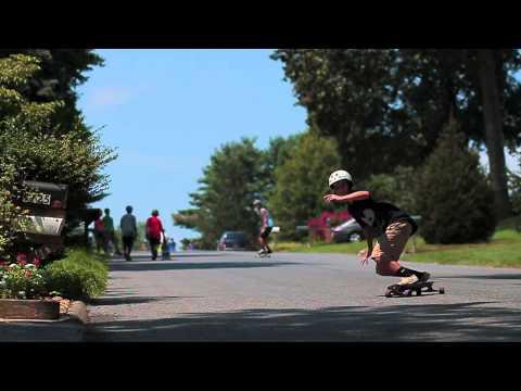 Summer Longboarding 2012